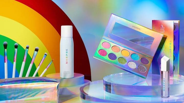 Morphe Is Launching A Stunning New Pride Collection
