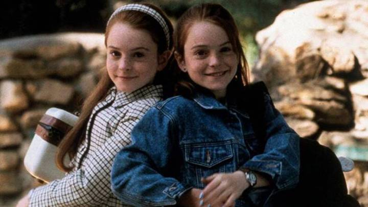 Lindsay Lohan's Entire Family Starred In The Parent Trap And No One Noticed
