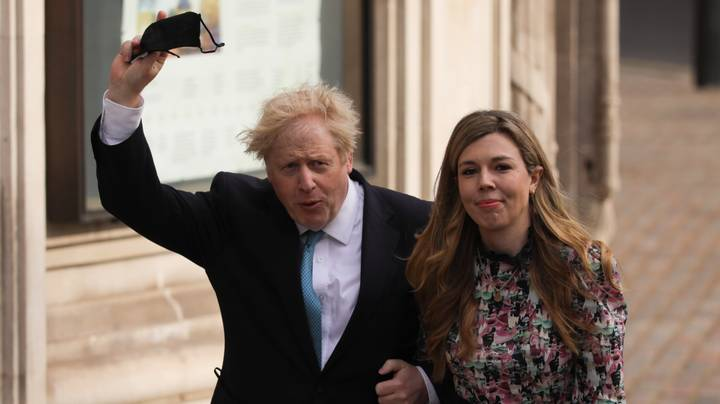 Fears For Big Weddings After Boris And Carrie Send Out Save-The-Dates For 2022