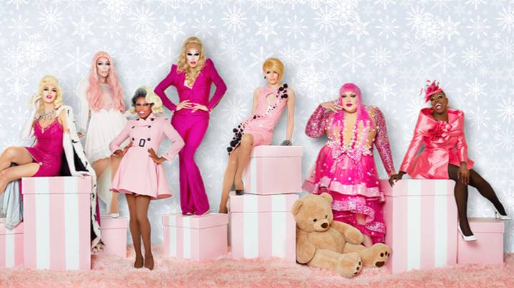 Christmas Queens Is Coming To The UK For An Eleganza Extravaganza