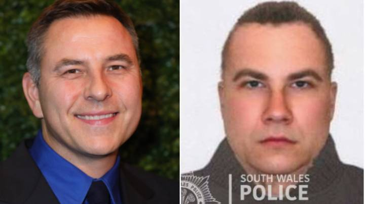 David Walliams Forced To Deny He Is A Dog Thief After Police Release Look-Alike E-Fit