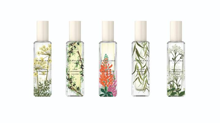 Jo Malone London's Spring Launch Will Make You Want To Smell Like Weeds, Seriously