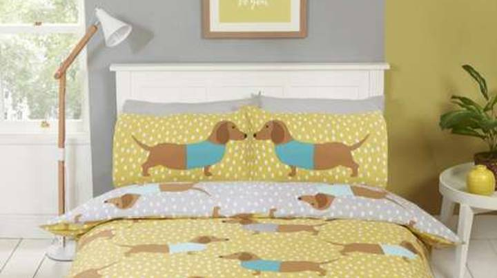 Dunelm's New Sausage Dog Range Is Perfect For Dachshund Lovers