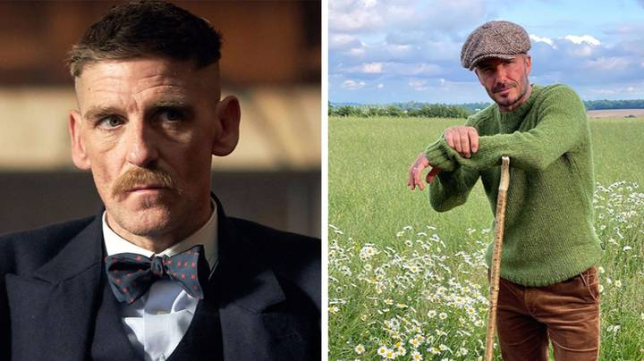 'Peaky Blinders' Fans Are Losing It After Paul Anderson Tagged David Beckham In A Season 6 Teaser