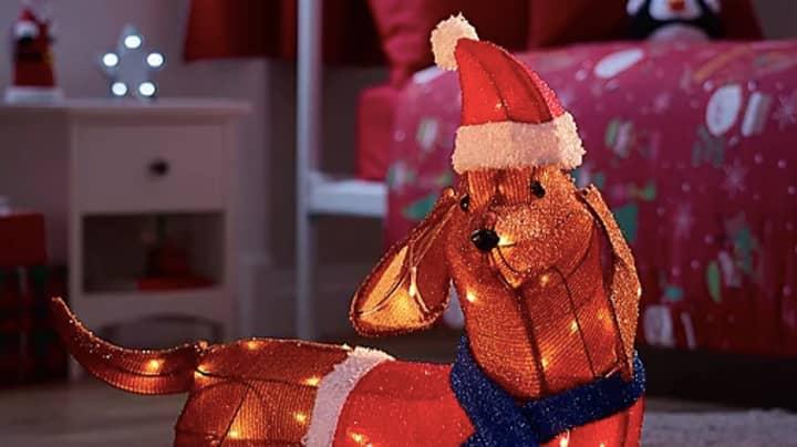 ASDA Has An Entire Sausage Dog Collection For Christmas