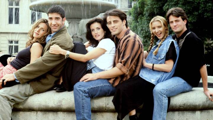 Friends Is Finally Making It's Comeback To UK Terrestrial Television