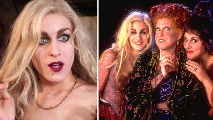 Sarah Jessica Parker Reveals All The OG Witches Have Agreed To Star In The 'Hocus Pocus' Sequel