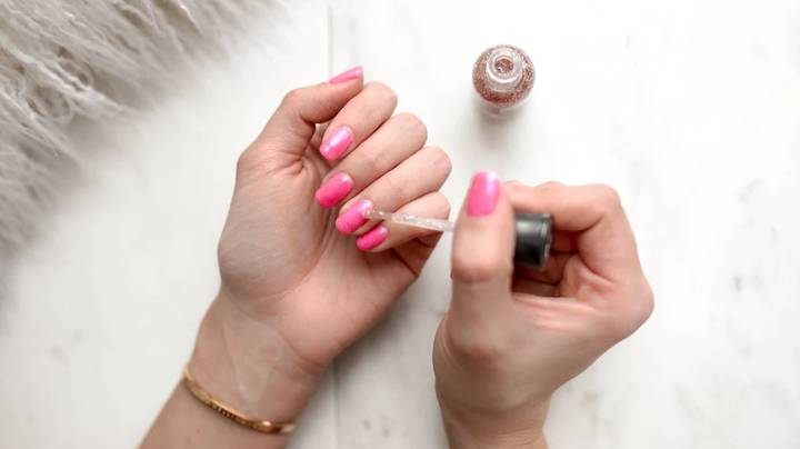 This Top-Rated Gel Nail Kit Means Your Can Do Your Own Nails At Home