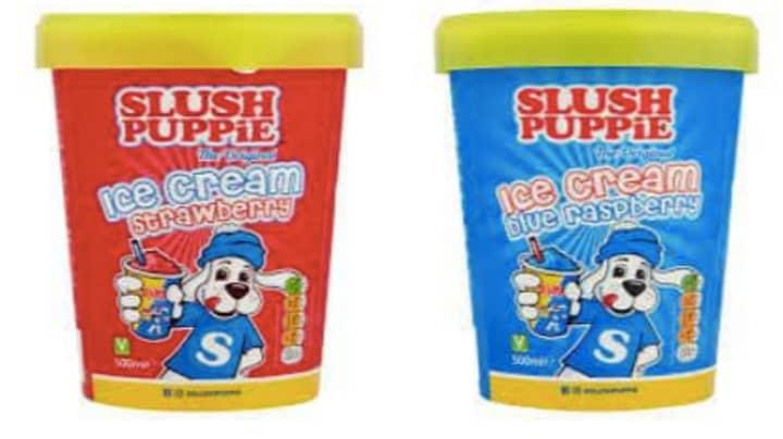 Iceland Now Sells Slush Puppie Ice Cream