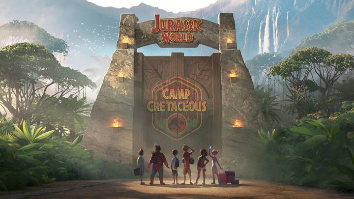 Netflix's 'Jurassic World: Camp Cretaceous' Series Is Dropping This Month