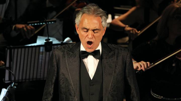 Andrea Bocelli To Live Stream Easter Concert In Empty Cathedral