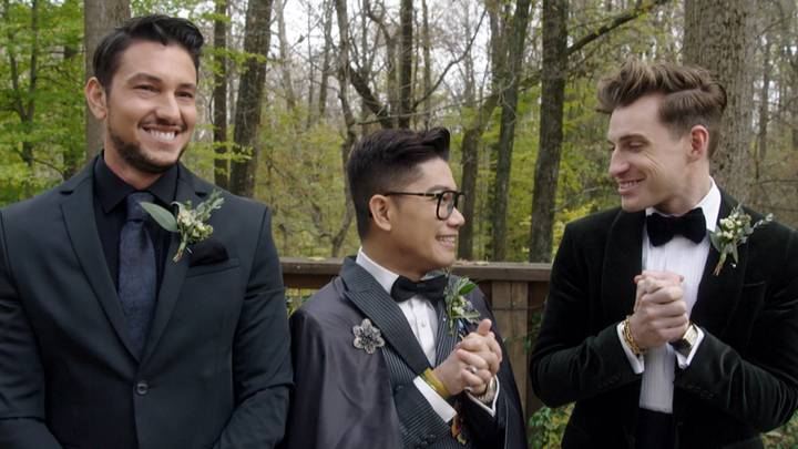 People Are Saying Netflix Series 'Say I Do' Is The New 'Queer Eye'