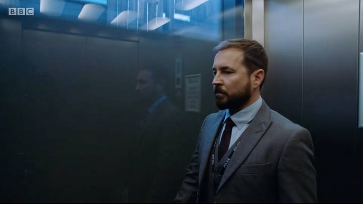 Line Of Duty Fans Spot Awkward Filming Blunder As Cameraman Is Visible On Screen