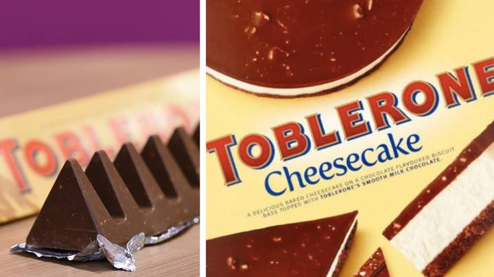 You Can Now Buy A Toblerone Cheesecake And We Need It Immediately