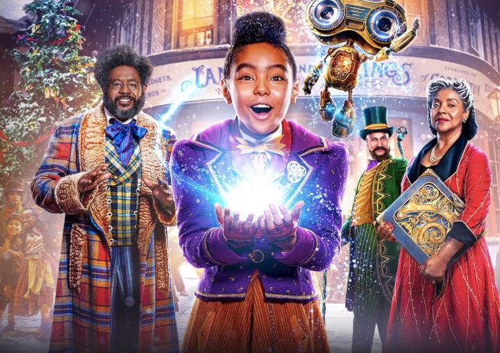 Netflix's New Christmas Movie 'Jingle Jangle' Lands On Friday