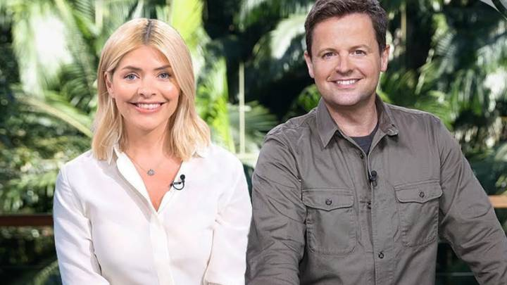 Holly Willoughby Confirmed To Replace Ant McPartlin On I'm A Celeb