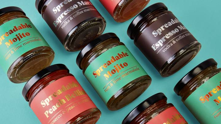 Firebox Is Now Selling A Delicious Spreadable Cocktail Range