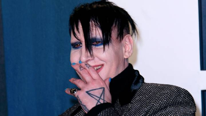 Marilyn Manson Once Boasted About Urinating On A Deaf Groupie With His Band