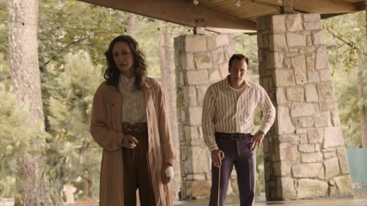 First Look At The Conjuring: The Devil Made Me Do It Released