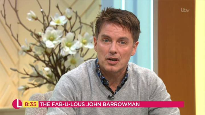 'Lorraine' Viewers Baffled By John Barrowman's Scottish Accent