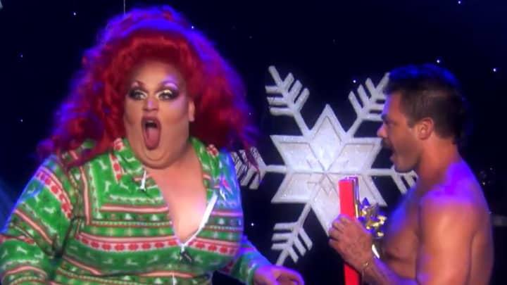 Halleloo! The Teaser For RuPaul's Drag Race Holi-Slay Spectacular Is Here