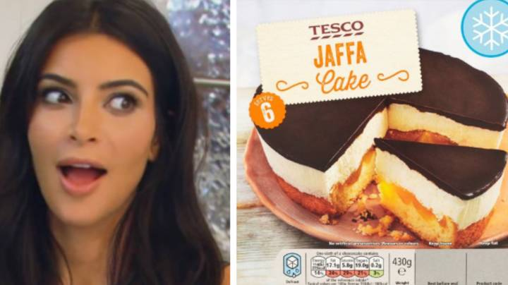 Tesco Is Selling A Massive Family Sized Jaffa Cake For £1