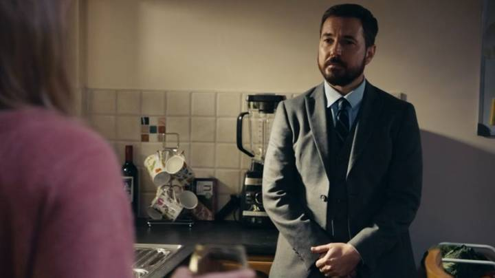 Line Of Duty Fans Spot 'H' Clue In John Corbett's Kitchen
