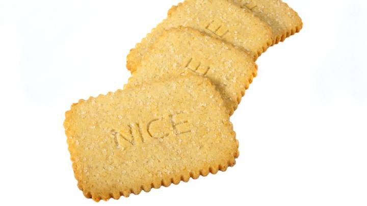 It Turns Out We've Been Pronouncing Nice Biscuits Wrong This Whole Time
