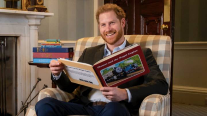 Prince Harry Is Appearing In A 'Thomas & Friends' Episode