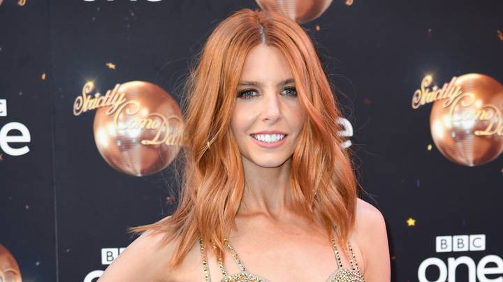 Stacey Dooley Lost Her 'Strictly Come Dancing' Glitterball Trophy At The Wrap Party