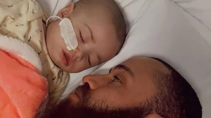 Ashley Cain Shares Devastating Blow As Doctors Fear Cancer Could Spread To Daughter Azaylia's Brain