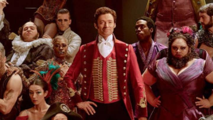 There's Going To Be A 'Greatest Showman' Sing Along Today