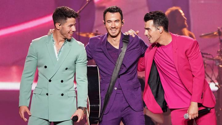 'Happiness Continues: A Jonas Brothers Concert Film' Drops Today On Amazon Prime