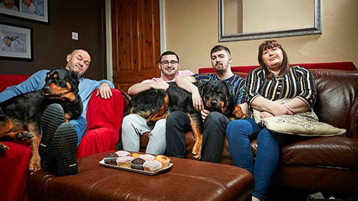 Gogglebox's Malone Family Have Secret Son And Daughter Who Have Never Appeared On Show