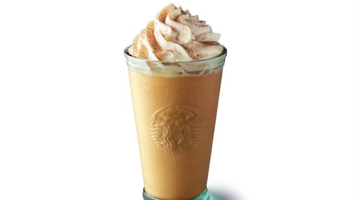 Starbucks Has Launched Vegan Whipped Cream For Its Pumpkin Spice Lattes