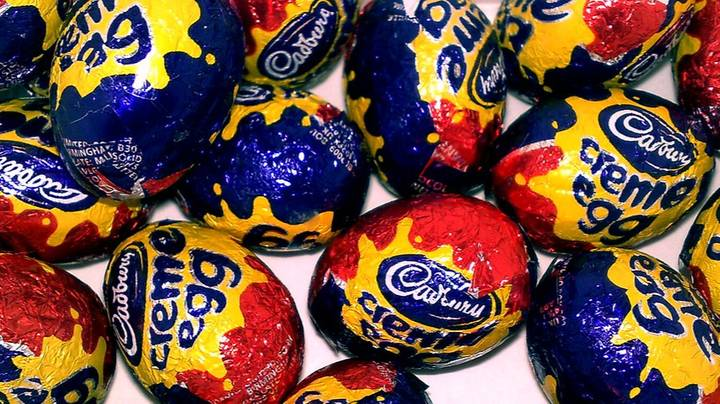 You Can Now Buy Creme Egg Chocolate Cake Bars And OMG