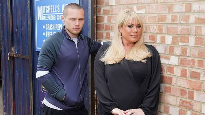 'EastEnders' Sharon Mitchell To Reportedly 'Discover She's Pregnant With Keanu Taylor's Baby'