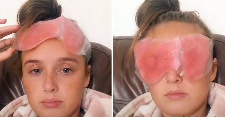 People Are Calling This £2.50 Primark Eye Mask A Miracle Hayfever Relief