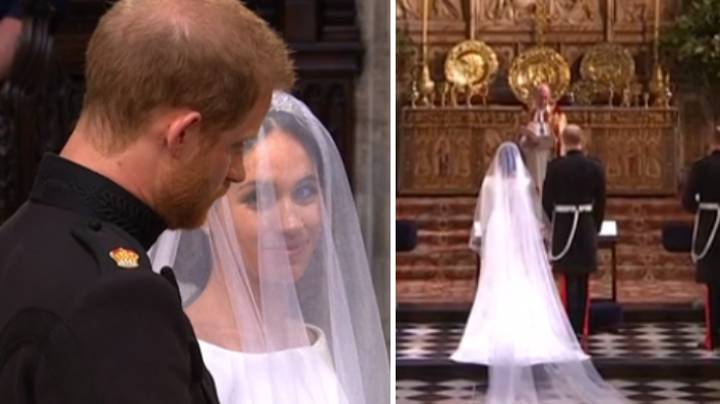 Harry And Meghan Are Officially Married