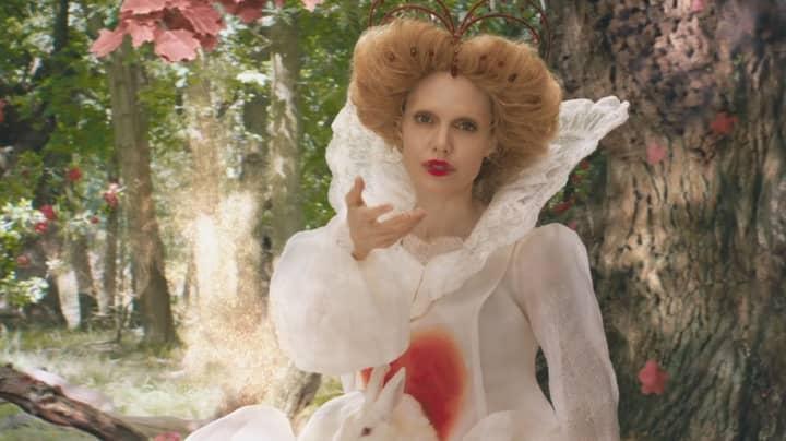 Angelina Jolie Magically Transforms Into Queen Of Hearts In Dark Fantasy Flick 'Come Away'