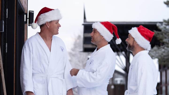 Gordon, Gino and Fred: Desperately Seeking Santa Airs On Wednesday
