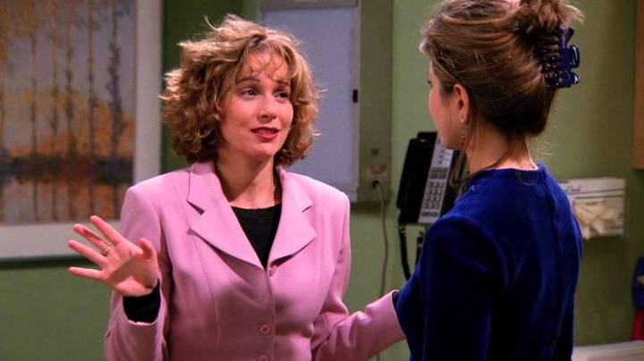 Baby From Dirty Dancing Was In Friends - And No One Realised