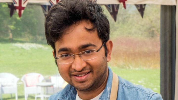 Great British Bake Off Fave Rahul Is Returning To The Tent For GBBO New Year's Special