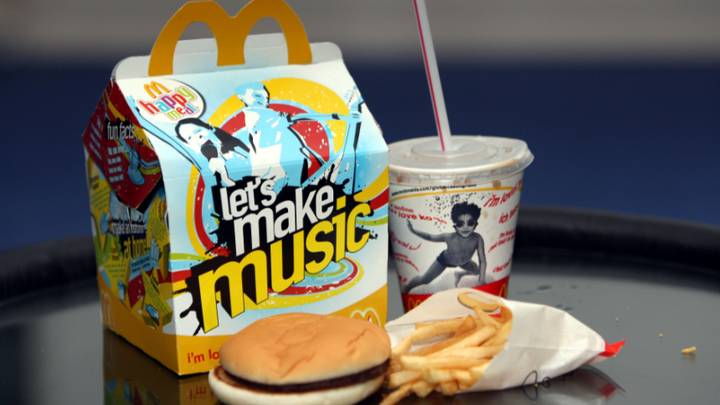 You Can Now Download At-Home McDonald's Happy Meal Boxes