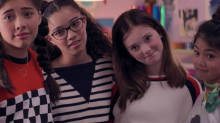 Netflix Releases Trailer For 'The Baby-Sitters Club' Revival