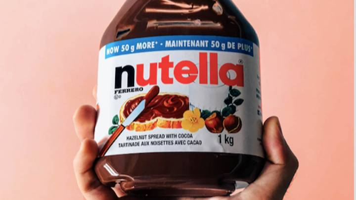 Nutella Biscuits Now Exist And We Can't Wait To Try Them