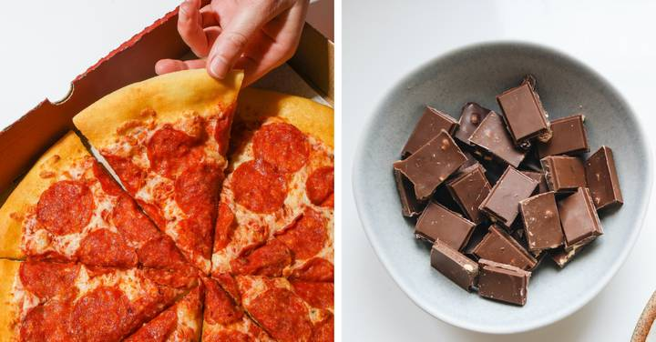 Morrisons Is Selling A Chocolate Pizza For Easter