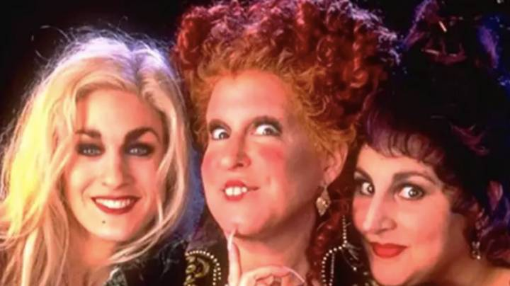 You Can Now Play A Hocus Pocus Drinking Game This Halloween