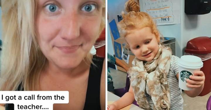 TikTok User Divides Opinion After Sending Daughter To School Dressed As 'Basic Bi**h' For Culture Day