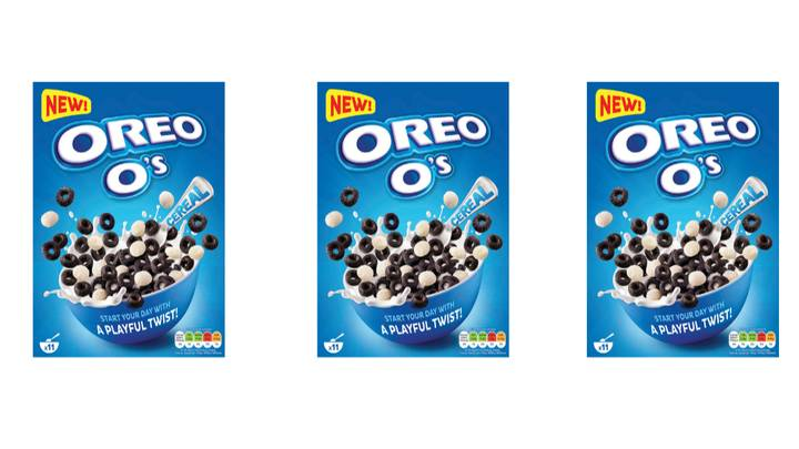 Asda Is Selling Oreo O's Cereal In The UK For The First Time